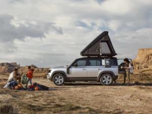 Land Rover Defender Profilo Laterale