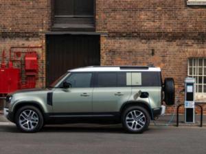 Land Rover Defender Profilo Ricarica