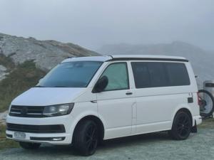 VW California profilo b
